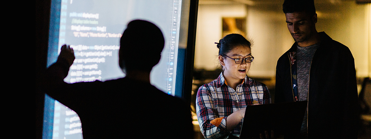Digital Media Computing with a Foundation Year – BSc (Hons)