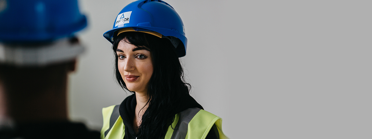 Construction Management with a Foundation Year – BSc (Hons)