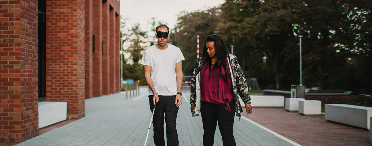 Rehabilitation Work (Visual Impairment) – FdSc
