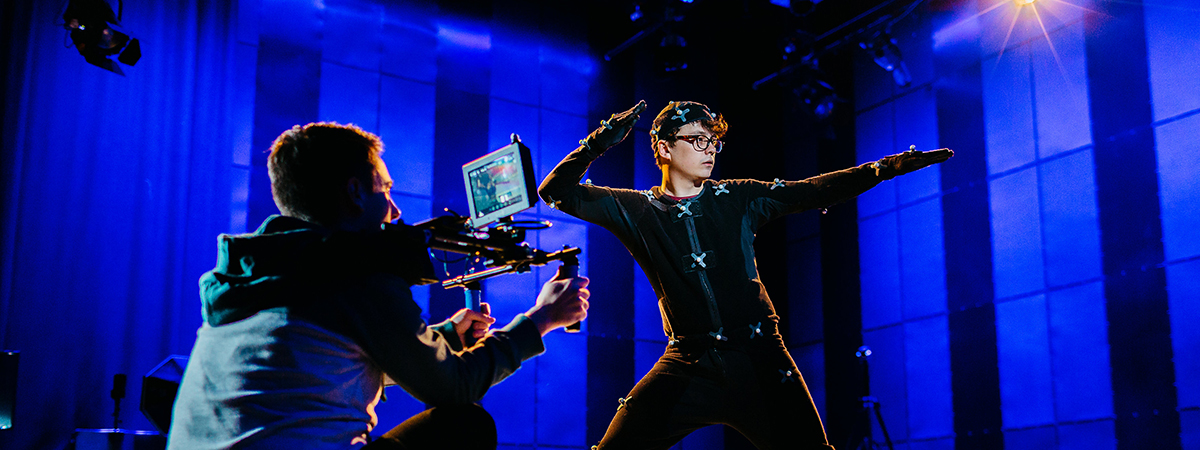 Film Technology and Visual Effects – BSc (Hons)