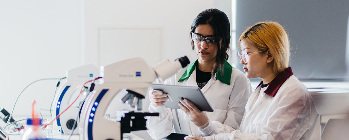 Biomedical Sciences with Foundation Year – BSc (Hons)