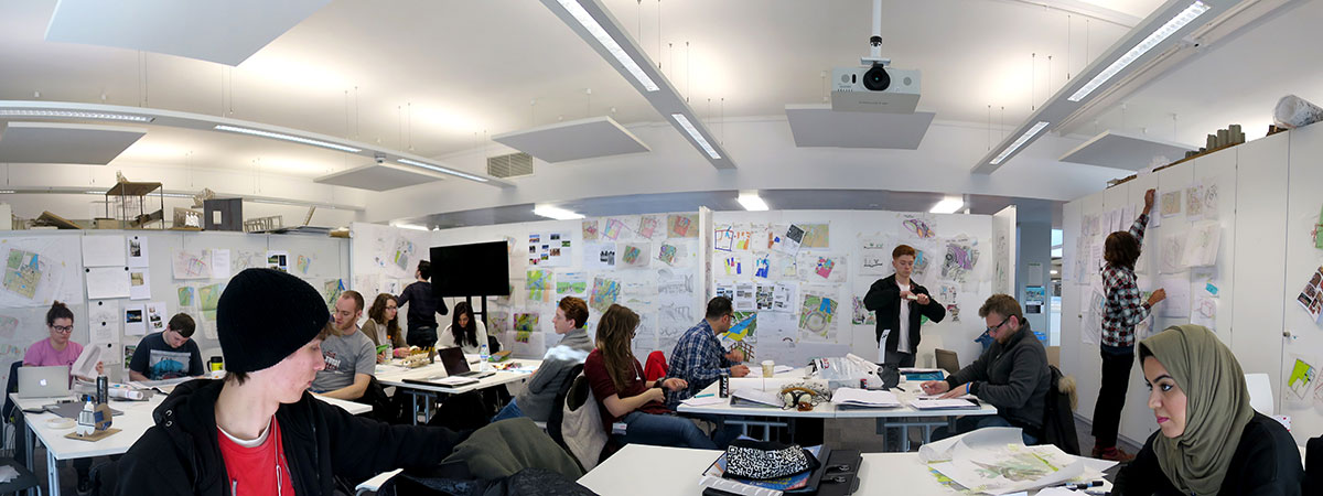 Landscape Architecture with a Foundation Year – BA (Hons)