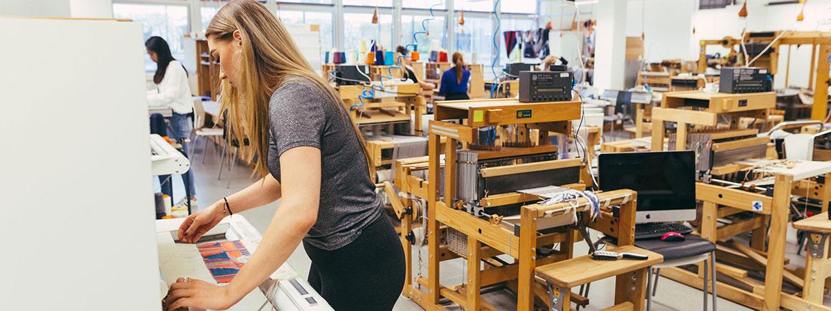 Textile Design – BA (Hons)